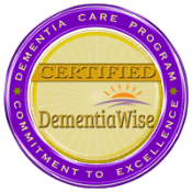 DementiaWise Certification Seal