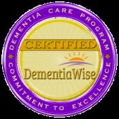 Certified DementiaWise